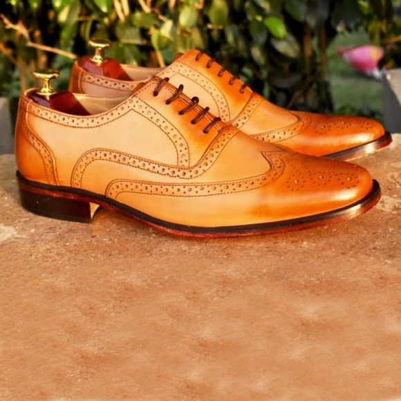 7ee2048b79006 Johny Weber Handmade Oxford Brook Style Leather Boutique